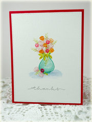 Thanks-Lawn Fawn and Distress Markers