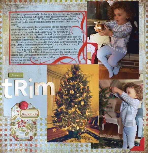 Christmas Trim