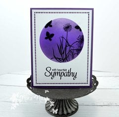Sympathy Purple