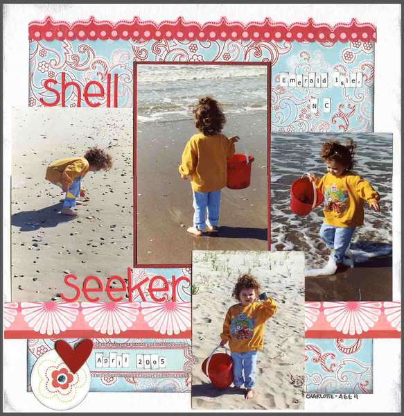 Shell Seeker