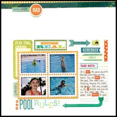 The Pool Rules