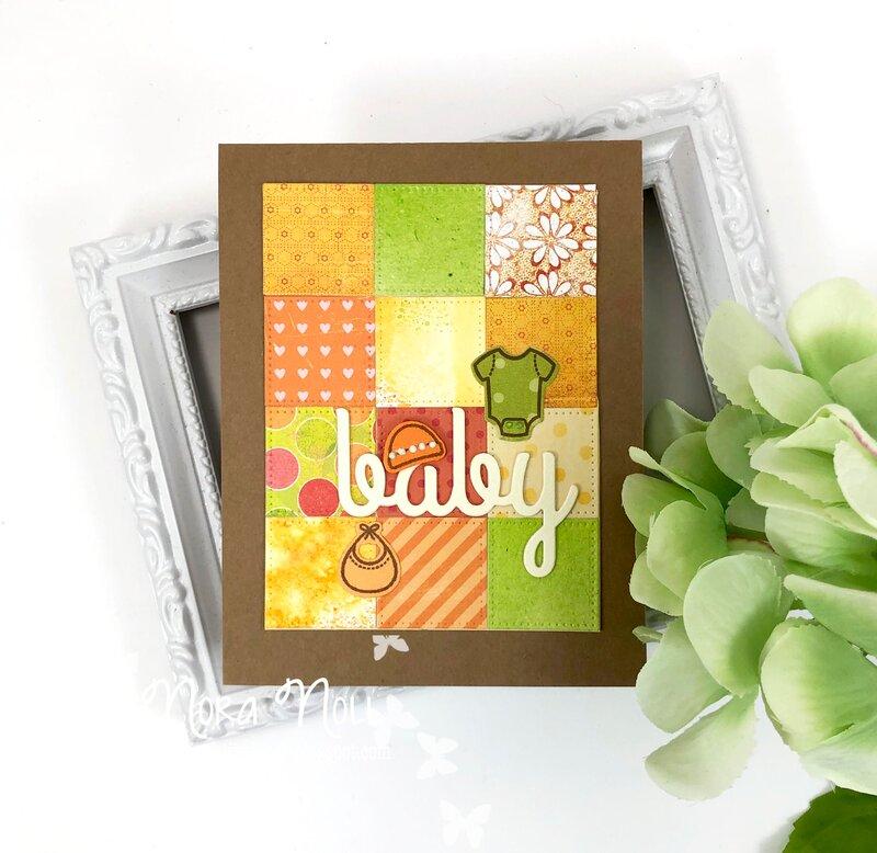 Baby Card Version 2