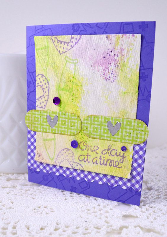 Get Well Card ***Paper Smooches
