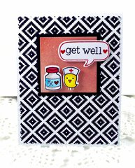 Lawn Fawn Get Well 2