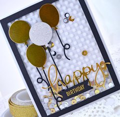 Happy Birthday ***NEW Taylored Expressions