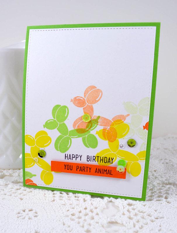 Happy Birthday Party Animal ***Avery Elle