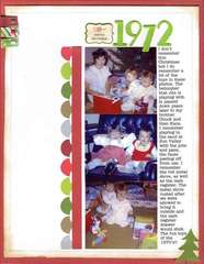 Christmas 1972 ***American Crafts