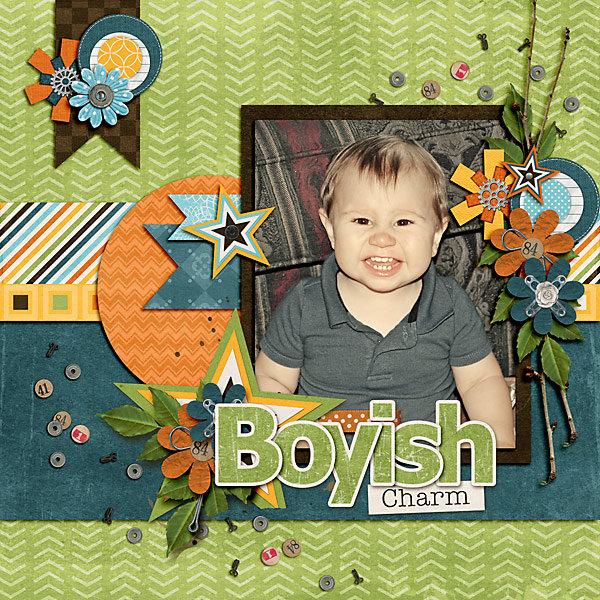 Boyish Charm