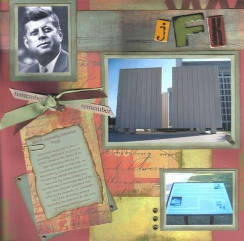 JFK Memorial page 1