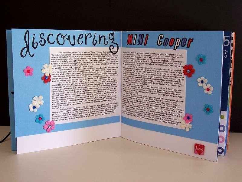 Discovering MINI Cooper
