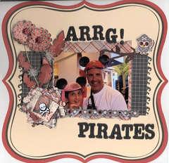ARRG! PIRATES