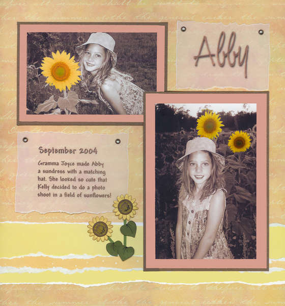 Sunflowers, Page 2