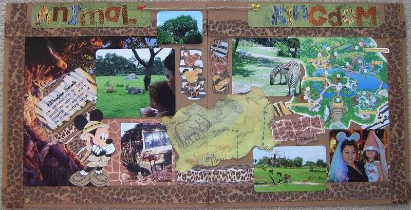 Animal Kingdom (2 pager)