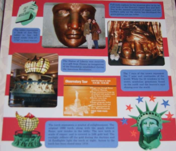 Statue of Liberty (pg. 7)