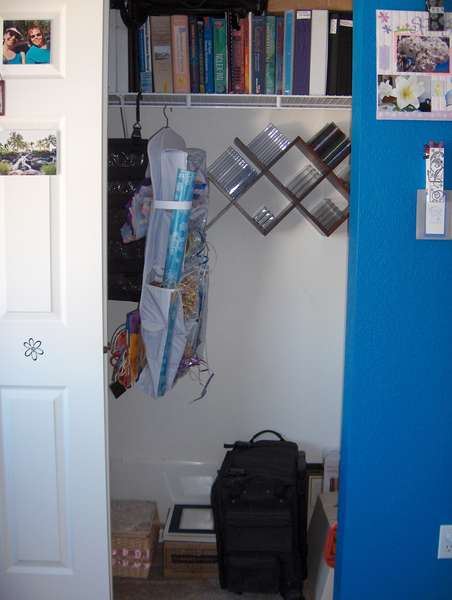 Right Side of Closet