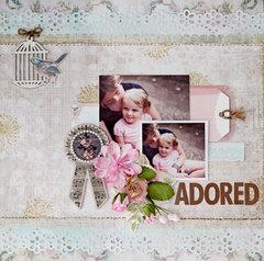 Adored - C'est Magnifique Sept Kit
