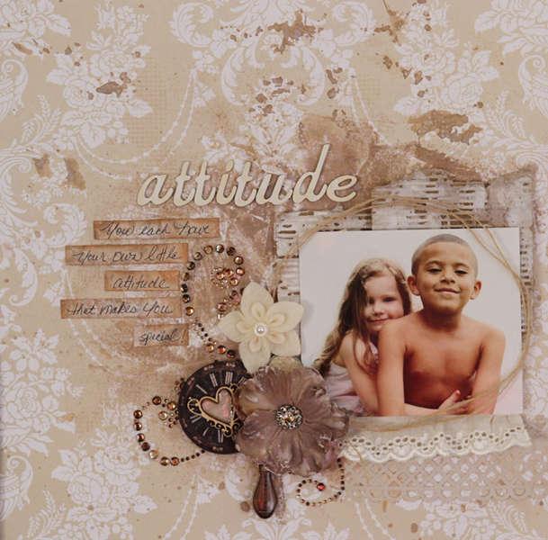 Attitude - C'est Magnifique October Kit