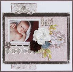 Baby - C'est Magnifique August Kit