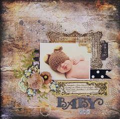 Baby Boy - C'est Magnifique May Kit