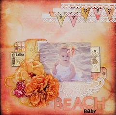 Beach Baby - C'est Magnifique Nov. Kit
