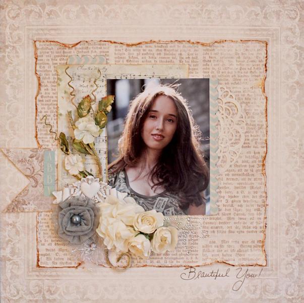 Beautiful You - C'est Mgnifique Dec Kit