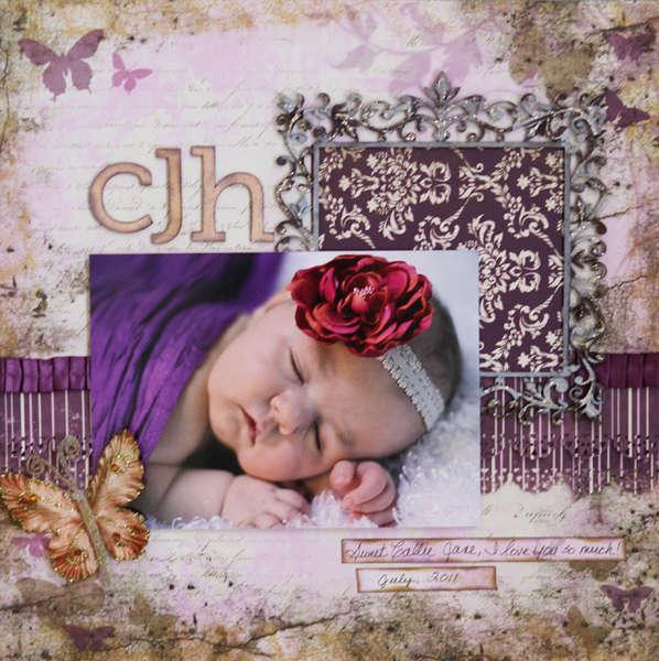 CJH (Callie Jane) - C'est Magnifique Feb Kit