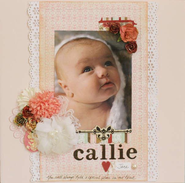 Callie Jane - C'est Magnifique Dec Kit