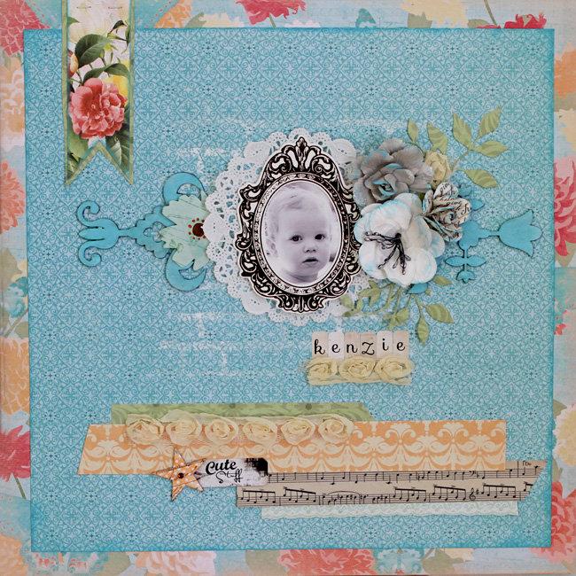 Cute Stuff - C'est Magnifique May Kit