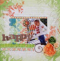 Happy - C'est Magnifique Nov Kit