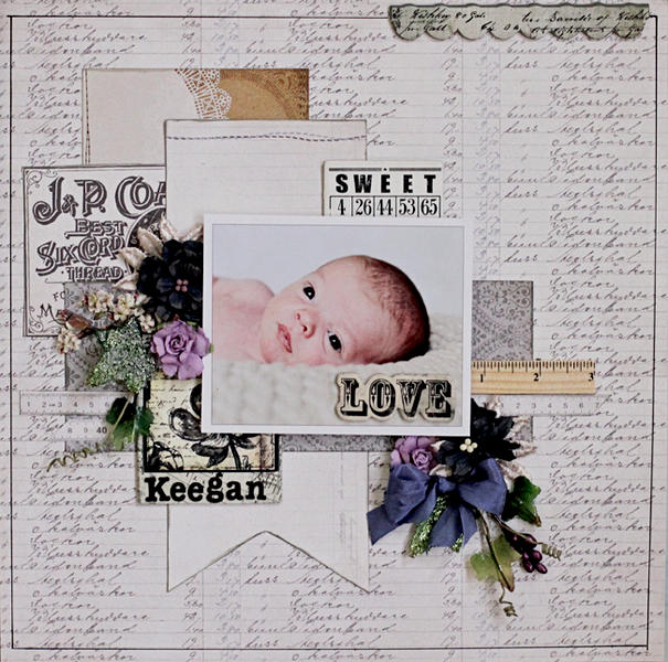 Love - C'est Magnifique April Kit