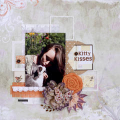 Kitty Kisses - C'est Magnifique March Kit