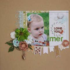 Love You Mer - C'est Magnifique July Kit