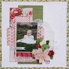 Lovely - C'est Magnifique July Kit