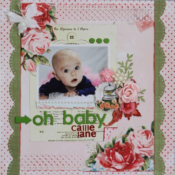 Oh Baby - C'est Magnifique July Kit