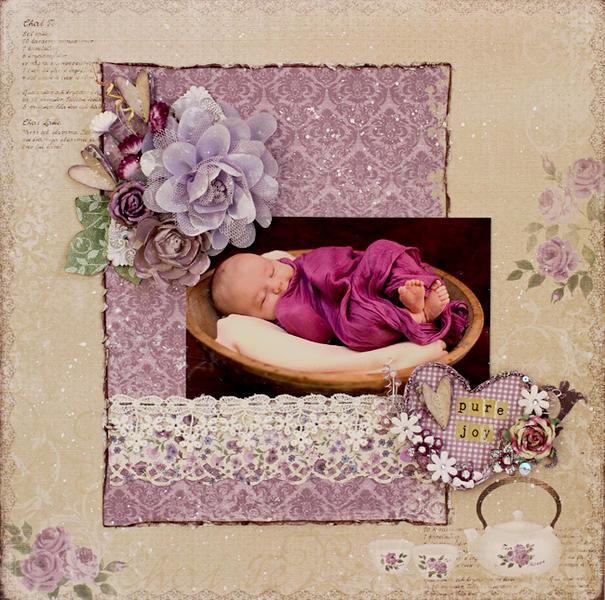 Pure Joy - C'est Magnifique Feb Kit