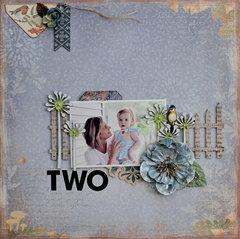 Two - C'est Magnifique Nov Kit