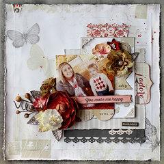You Make Me Happy - C'est Magnifique Feb Kit
