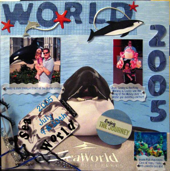 Sea World 2005 Page1