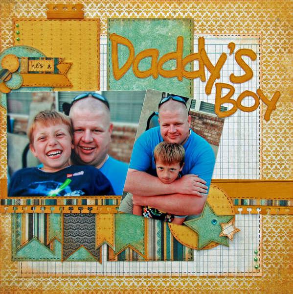 He's a Daddy's Boy