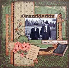 Granddaddy was a Preacher-Man