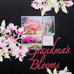 Grandma's Blooms