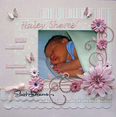 Haley Sheree'