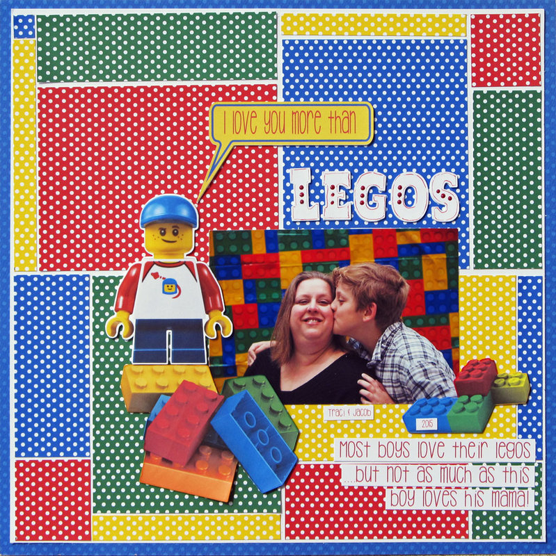 I Love you More than Legos