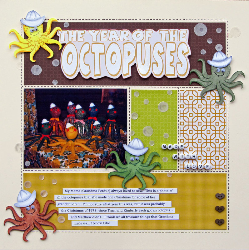 The Year of the Octopuses