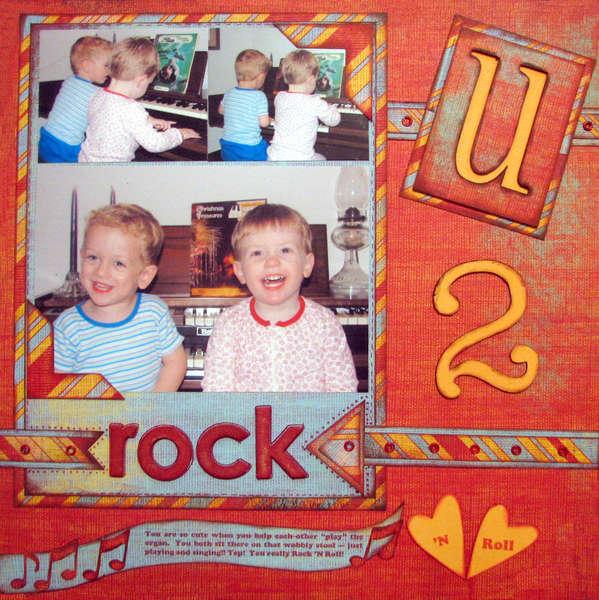 U 2 Rock 'N Roll