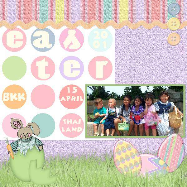 Easter Hunt (1 of 2)