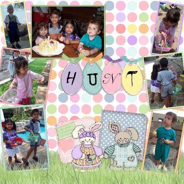 Easter Hunt (2 of 2)