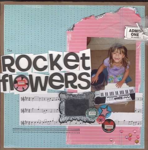 The Rocket Flowers