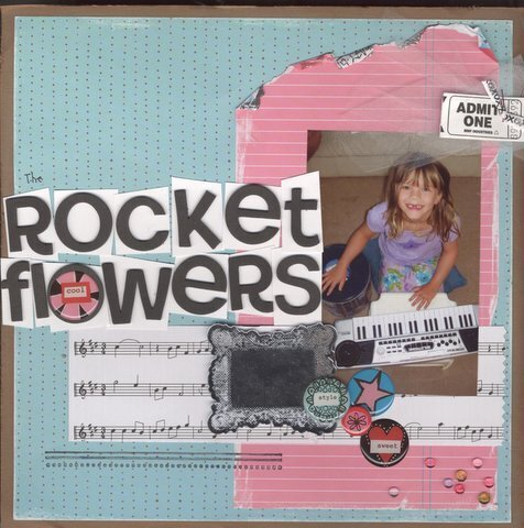 The Rocket Flowers