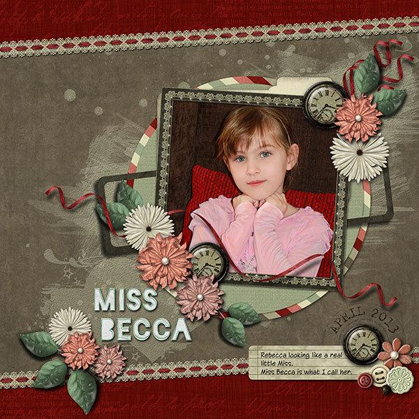 Miss Becca